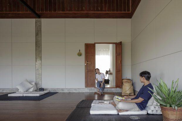 ห้องนอนไทยร่วมสมัย