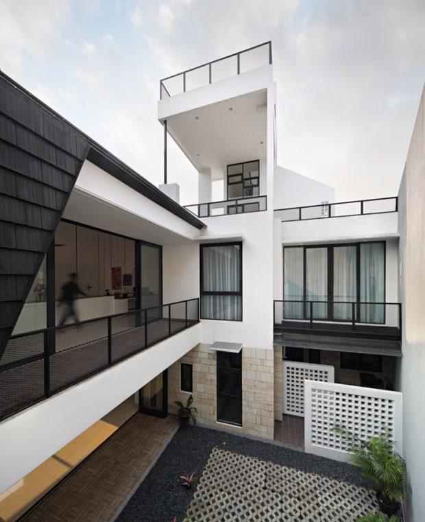 open space กลางบ้าน