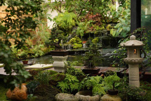 จัดสวนสวยสไตล์ญี่ปุ่น