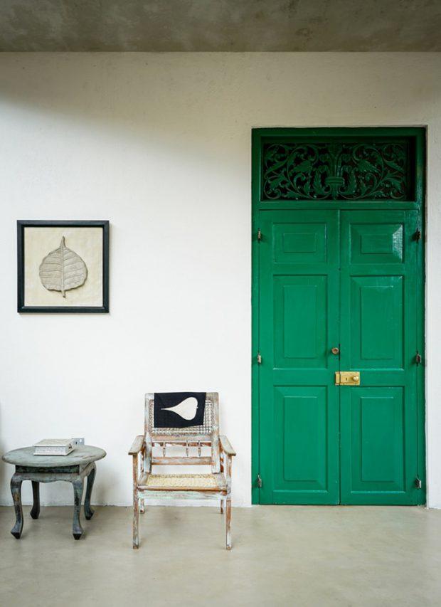 ประตูสีเขียว