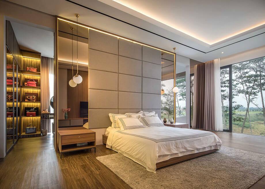 ห้องนอน Luxury