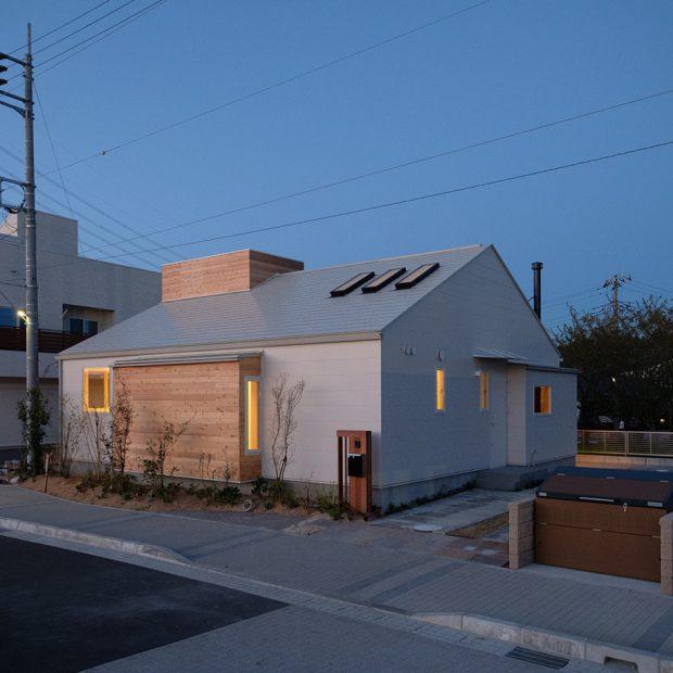 บ้านญี่ปุ่นโมเดิร์น