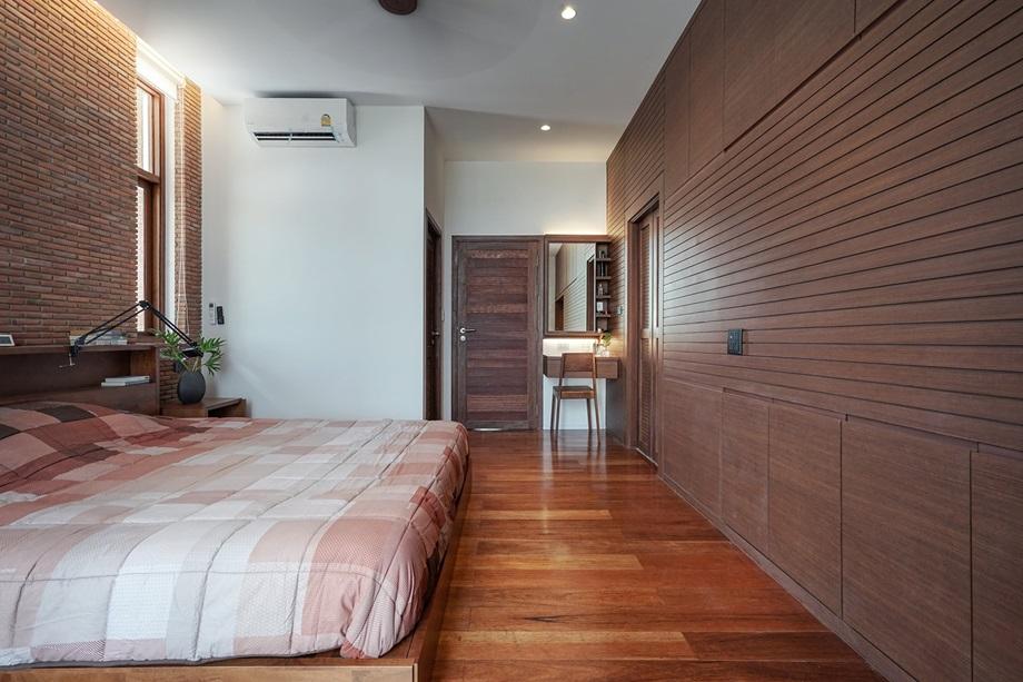 ห้องนอนร่วมสมัย