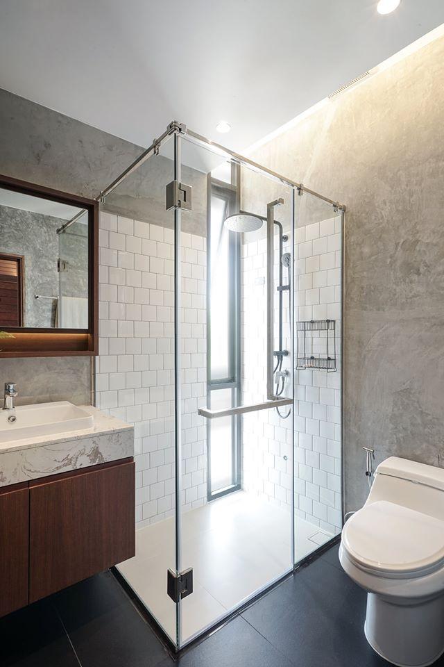ห้องน้ำในห้องนอน