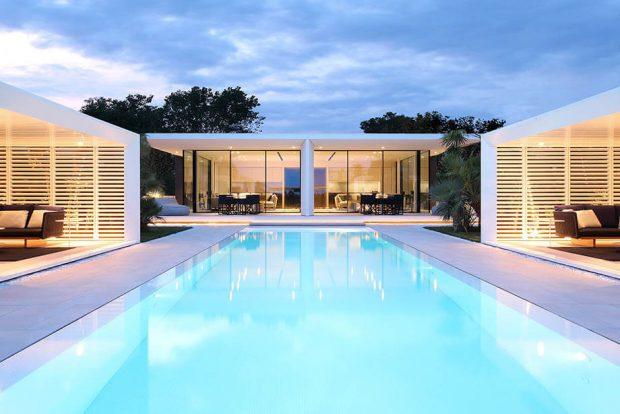 ออกแบบ Pool Villa