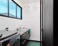 ห้องน้ำมีสกายไลท์