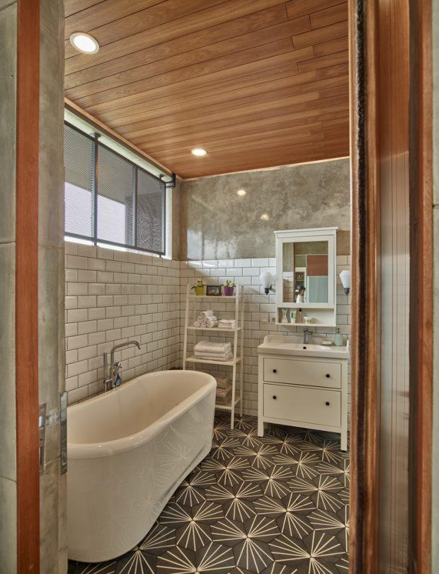 กระเบื้องปูห้องน้ำสวย ๆ