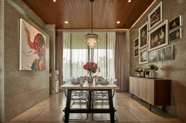 ห้องทานข้าวสวย ๆ