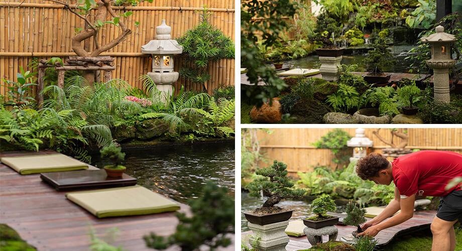 ไอเดียจัดสวนญี่ปุ่น