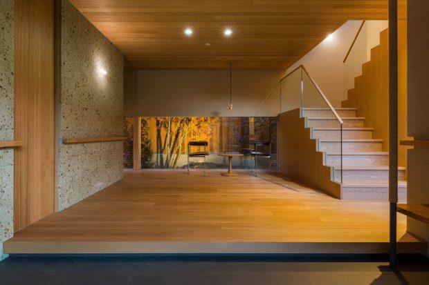 บ้านตกแต่งไม้สไตล์ญี่ปุ่น