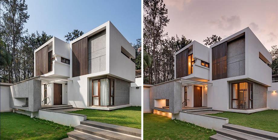 บ้านสองชั้นมี Double Space