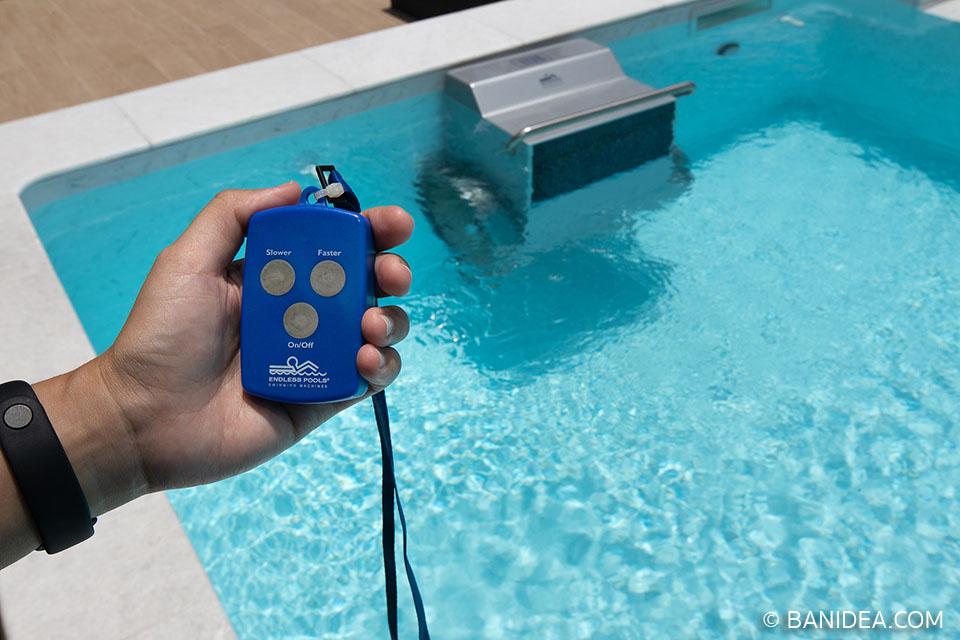 เครื่องทวนกระแสน้ำ สระว่ายน้ำ JD Pool