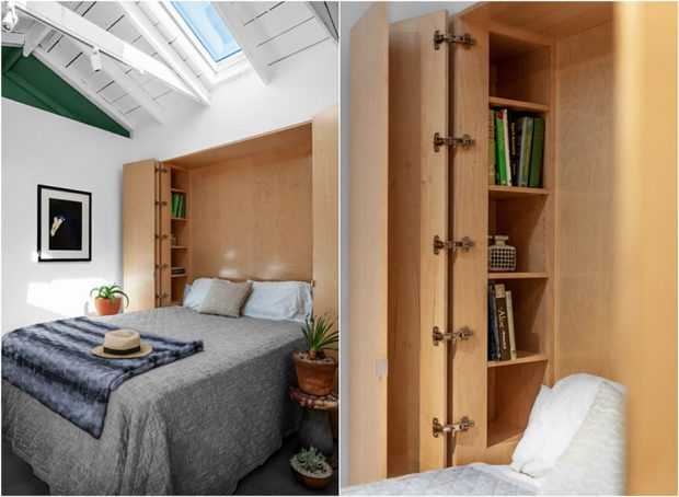 ห้องนอนเล็ก ๆ