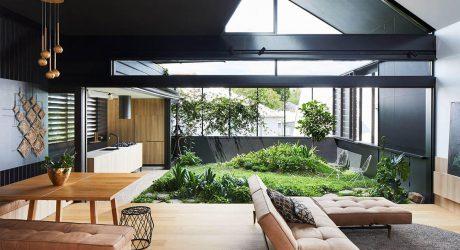 สวนบนบ้าน