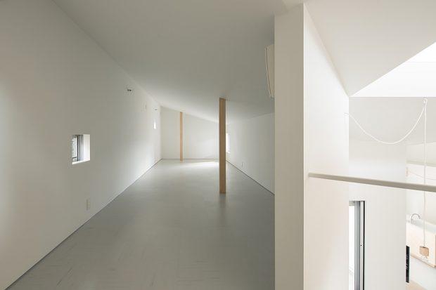 ห้องสีขาวสะอาดตา