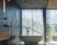 ห้องอาบน้ำวิวธรรมชาติ