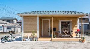 บ้านน้อยสไตล์ญี่ปุ่น