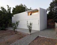 บ้านโครงสร้าเหล็กผนังพับเปิดได้