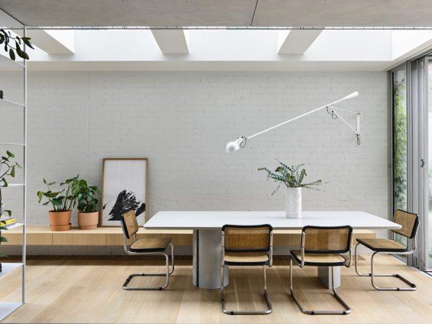 ห้องทานข้าวมี skylight