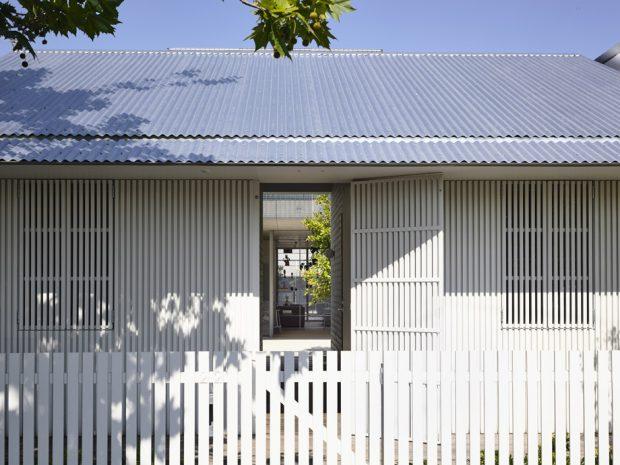 บ้านร่วมสมัยหลังเล็ก