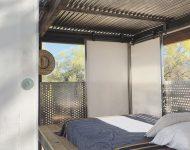 บ้านโครงสร้างเหล็ก 1 ห้องนอน