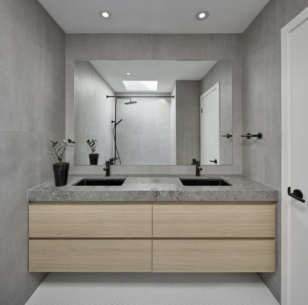 ห้องน้ำโมเดิร์นมินิมอล