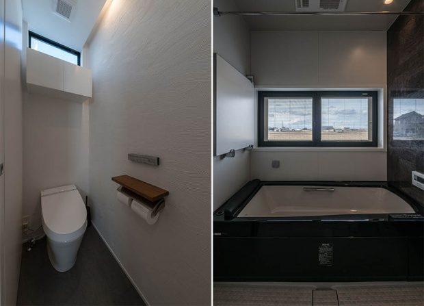 ห้องน้ำบ้านญี่ปุ่น