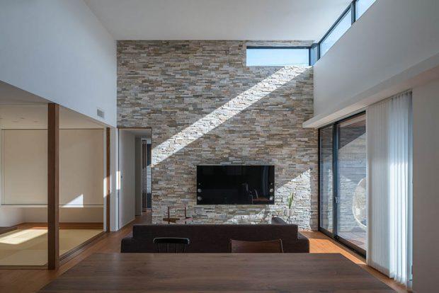 ช่องแสงบนเพดาน