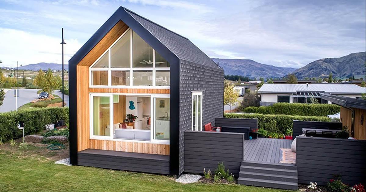 บ้านโรงนาโมเดิร์น 30 ตร.ม.ความสุขที่ไม่จำเป็นต้องใหญ่ - บ้านไอเดีย  เว็บไซต์เพื่อบ้านคุณ