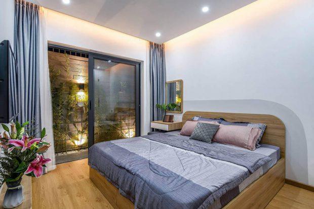 ห้องนอนชั้นล่าง