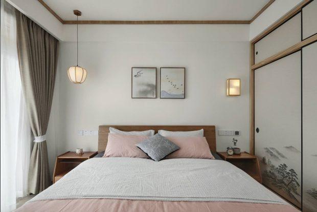 ห้องนอนกลิ่นอายญี่ปุ่น