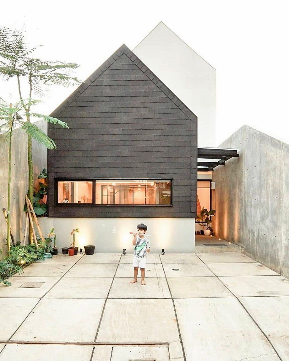 บ้านโมเดิร์น Nordic Style