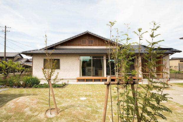 บ้านสไตล์ญี่ปุ่นร่วมสมัย