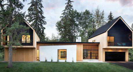 สร้างบ้านเหมือนบ้านแฝด