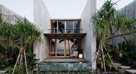 บ้านคอนกรีตไม้ไผ่