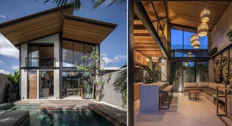 แบบบ้านโครงสร้างเหล็ก