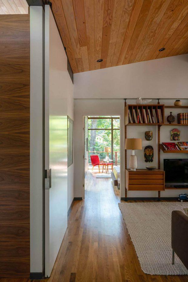 ออกแบบทางเดินในบ้าน