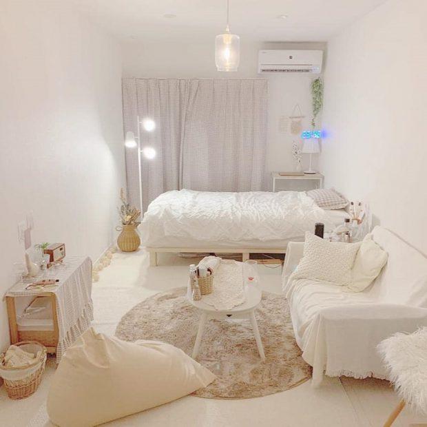 ตกแต่งห้องเล็ก ๆ สไตล์มูจิ