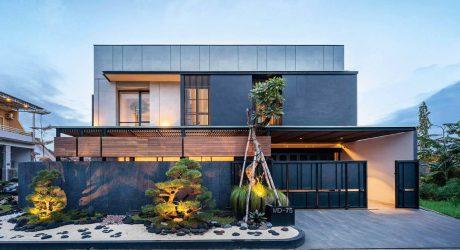 บ้านโมเดิร์นสไตล์ Zen