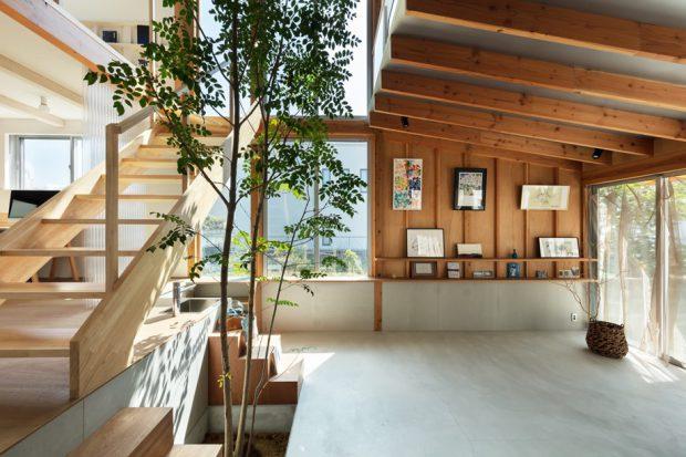 บ้านญี่ปุ่นโมเดิร์นมินิมอล