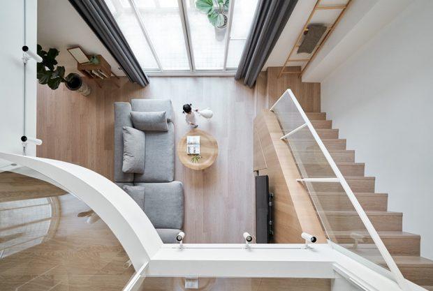 บ้านโถงสูง Double Space