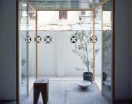 สวนกระจกหลังบ้าน