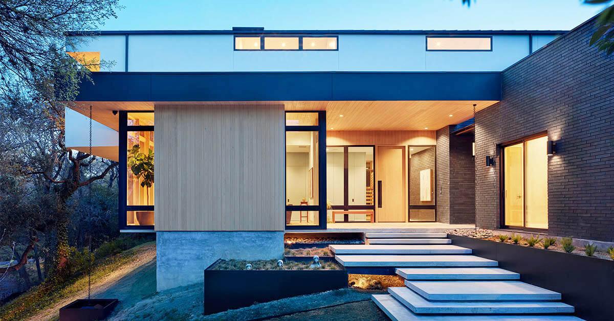 บ้านบนเนินต่างระดับ