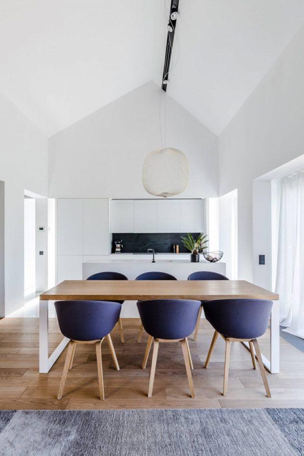 ครัวและห้องทานอาหาร Modern-Minimal