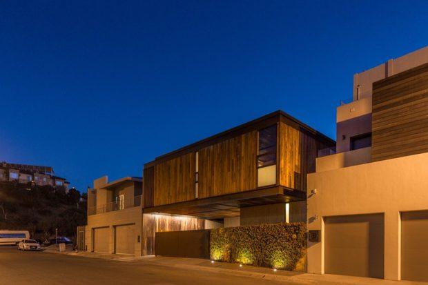 บ้าน Modern-house ตกแต่งไม้
