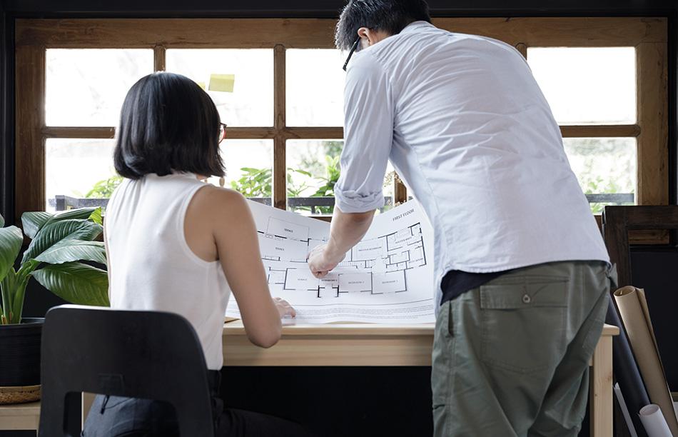 หาสถาปนิก ออกแบบบ้าน