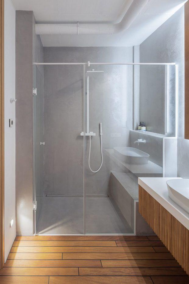 ห้องน้ำแยกโซนแห้งโซนเปียก