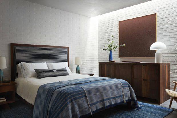 ห้องนอนเจาะช่องแสง skylight