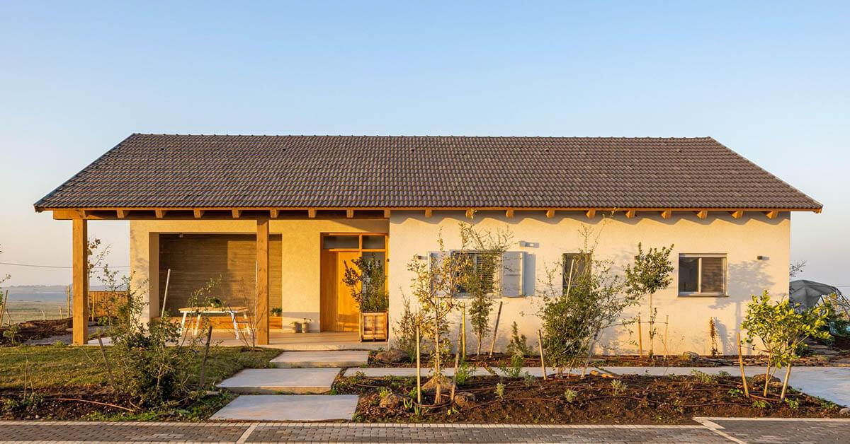 สร้างบ้านในชนบท