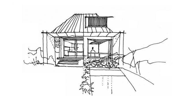 วาดภาพบ้าน